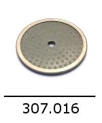 307016 douchette bezzera d 57 mm