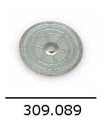 309089 douchette 52 mm cimbali