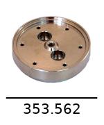 353562 diffuseur eau gaggia