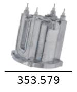 353579 resistance chaudiere gaggia