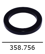 358 756 joint porte filtre