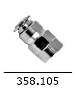 358105 raccord femelle