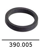 390005 joint porte filtre 8 mm