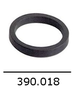 390018 joint porte filtre 8 5 mm