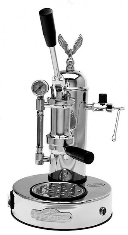 640 micro casa lever espresso