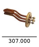 307000 resistance 2000w 230v bezzera