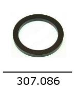 307086 joint porte filtre 8 mm bezzera