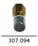 307094 tube eau chaude