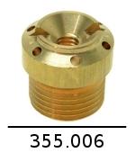 355006 vis diffuseur eau