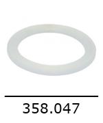 358047 joint porte filtre mc047sil