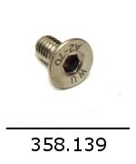358139 vis de douchette lelit