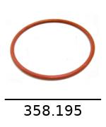 358195 joint de diffuseur