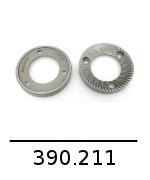 390211 meules mini mazzer