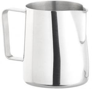 Pot a lait gradue 350 ml en acier inoxydable ref nx8336 2